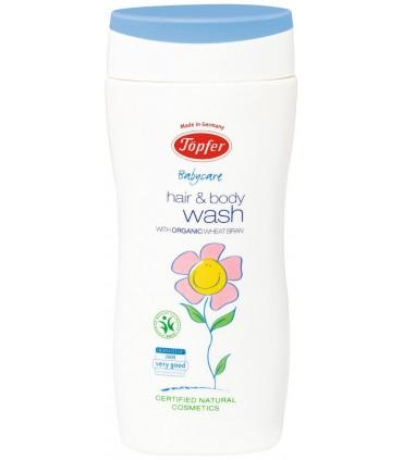 Eco Cosmetics - WASH łagodny żel do mycia twarzy 125ml