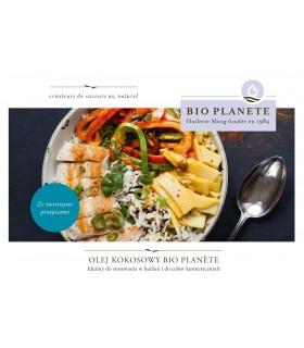 Terrasana -Krakersy z ryżu brązowego z czarnym sezamem BIO 60g