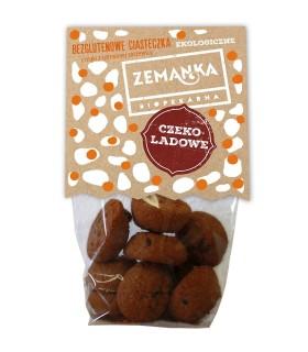 Vivani - ICHOC czekolada  z migdałami i pomarańczą(na napoju ryżowym) BIO 80g