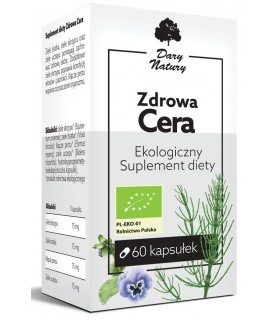 earth of eco - Sezamki z nasionami konopi BIO 18g