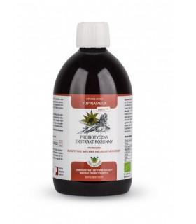 SYROP ŻURAWINOWY BIO 250 ml - BIO FOOD