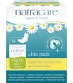 Natracare - Podpaski ze skrzydełkami REGULAR - 14szt.