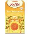 HERBATKA POWITANIE SŁOŃCA (SUN SALUTATION) BIO (17 x 2 g) 34 g - YOGI TEA