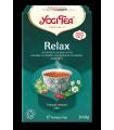 HERBATKA RELAX BIO (17 x 1,8 g) 30,6 g - YOGI TEA