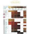 Farby Logona - Paleta z kolorami farb