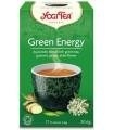 Yogi Tea - Zielona energia 17 saszetek (1,8 g)