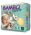 Pieluszki BAMBO Nature 3 MIDI (5-9kg, 33szt.) Abena