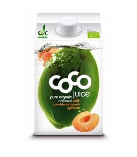 Eco Cosmetics - Żel na słońce do twarzy SPF 30 - 30ml