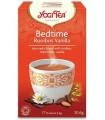 Yogi Tea -  Herbata na sen Rooibos Wanilia 30,6 g (17 saszetek x1,8g)