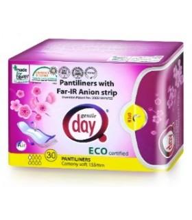 ORGANYC - Ekologiczne Wkładki higieniczne CIENKIE