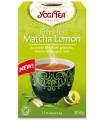 Yogi Tea - Zielona Matcha z cytryną 17 saszetek x 1,8 g