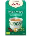 Yogi Tea - Dobry nastrój herbatka ziołowa 17 saszetek x 1,8g