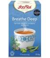 Yogi Tea -  Herbata swobodny oddech 30,6 g (17 saszetek x1,8g)
