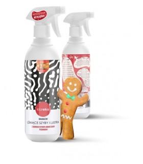 Eco Cosmetics - Szampon regenerujący z liściem mirtu, gingko i jojobą 200ml