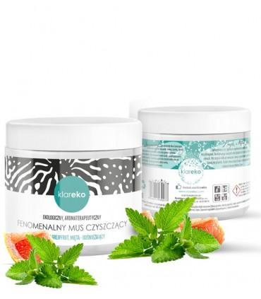 Eubiona - Dezodorant z rozmarynem i zieloną herbatą 50ml