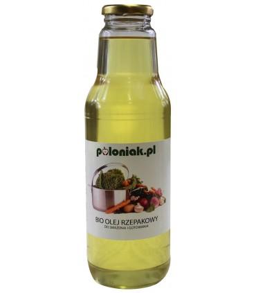 Eubiona - Pielęgnacyjny żel pod prysznic z miodem i ziołami 500ml