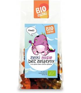 PUR YA! - Napój białkowy w proszku z czerwonym bananem i baobabem BIO 550g