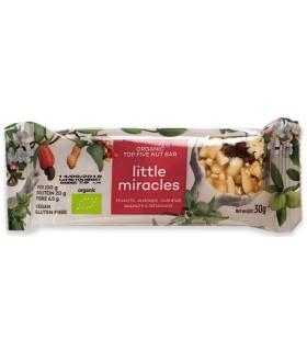 Lttle Miracles - Napój energetyczny o smaku zielonej herbaty, żeńszenia, granatu, wiśni acai BIO 330ml
