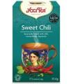 Yogi Tea - Słodka chili 17 saszetek (1,8g)