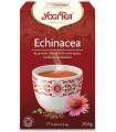 Yogi Tea - Echinacea herbatka ziołowa 17 saszetek x 1,8g
