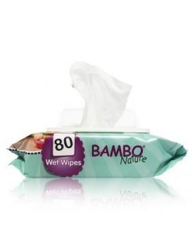 Chusteczki Bambo