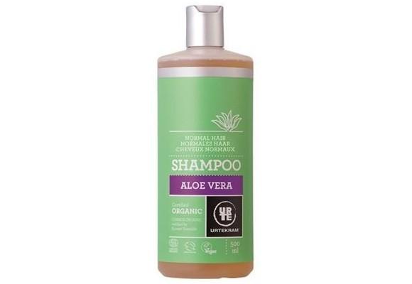 Duże opakowania szamponów Urtekram