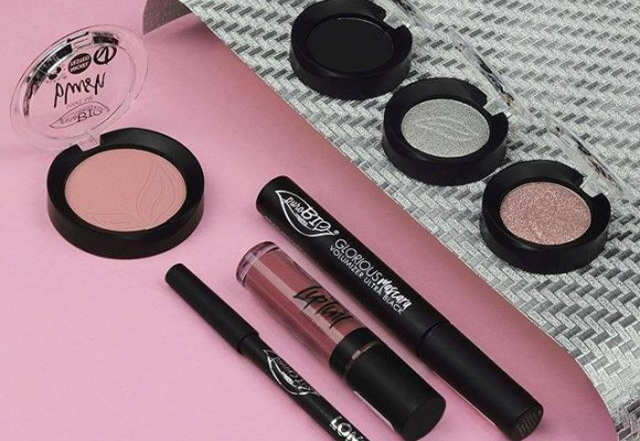 Wegańskie naturalne kosmetyki do makijażu puroBio.