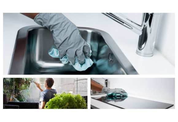 Naturalne domowe sposoby na dezynfekcję powierzchni. Wykorzystaj to co masz pod ręką.