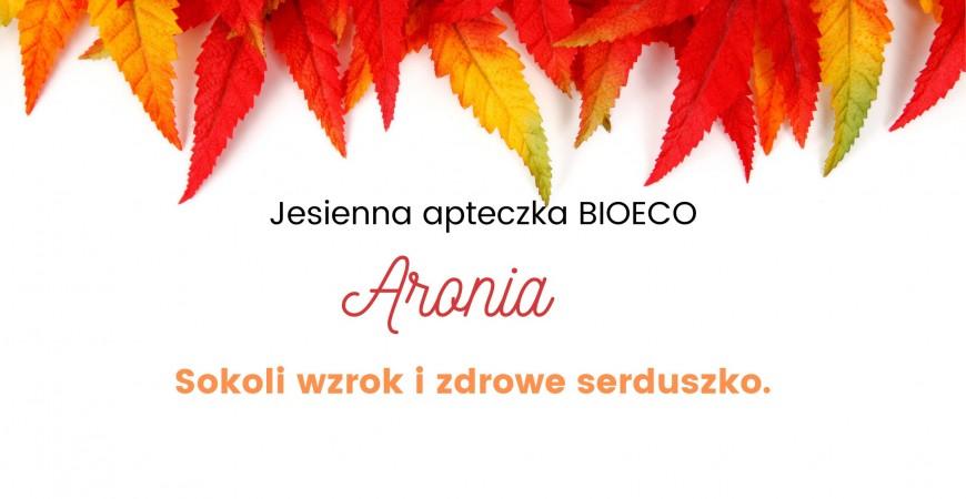 Aronia, poznaj jej niesamowite walory zdrowotne.
