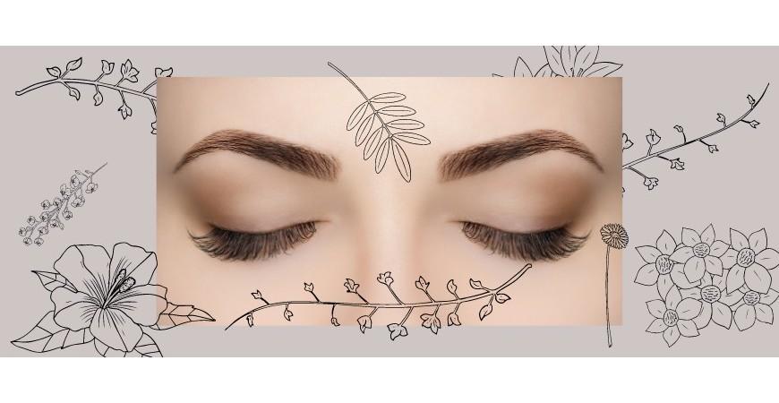 Piękne brwi dzięki naturalnym kosmetykom do makijażu - co nam proponują eko marki?